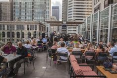 Chicago Patios And Rooftops Open For The Season    Chicago Tribune