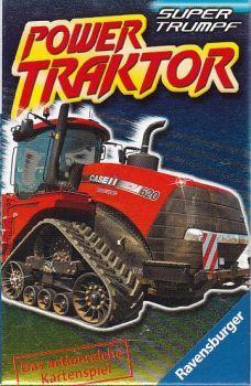 RZOnlinehandel - Power Traktor - Super Trumpf Quartett Ravensburger, Super, Monster Trucks, Toys, Vehicles, Car, Tractor, Activity Toys, Automobile