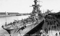 ARA Veinticinco de Mayo was a cruiser which served in the Argentine Navy through World War II. The English translation of the name is May 25th, which is the date of Argentina's May Revolution in 1810.