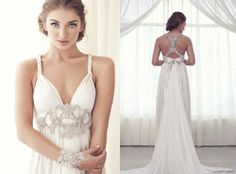 LOOKBOOK: Anna Campbell Bridal Collection '12 ‹ Melbourne Girl | Your daily dose of fashion, style & inspiration