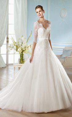 San Patrick | 2014 Bridal Collection