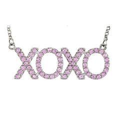 Posh Mommy XOXO Necklace Ships Free