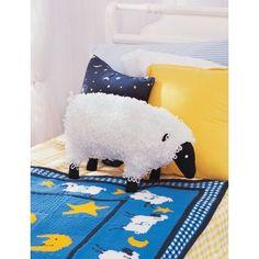 Sheep Toy - Patterns | Yarnspirations