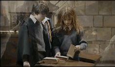 Emma Watson breaks a prop. What to do? Gif