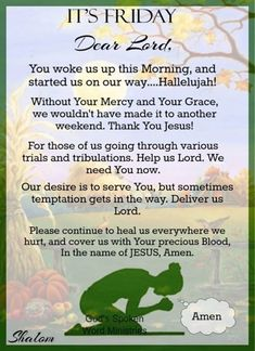 10 friday blessings, friday images and good morning friday quotes to enjoy for friday. Sunday Prayer, Good Morning Prayer, Morning Blessings, Morning Prayers, Daily Prayer, Good Morning Image Quotes, Morning Quotes, Morning Messages, Best Friday Quotes