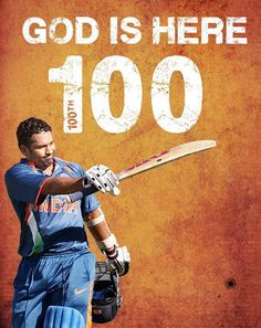 Sachin Tendulkar Scores 100th International Century at Mirpur, as Lucky Bangladesh gets into records book