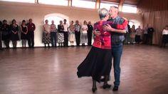 På O-bygdens Polskevänners kurs i Floda lärde Britt-Marie & Sven Olsson ut en Polskedans Bondpolska från Överhärde . Anna Lindblad stod för musiken