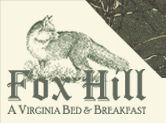 Shenandoah Valley Bed and Breakfast, Lexington Virginia, Fox Hill Fairfield, VA.
