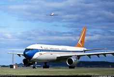 Airbus A300B2K-3C aircraft picture