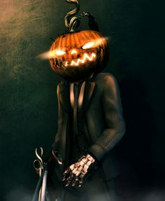 There's a New Pumpkin King in Town!