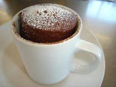 Un gâteau dans une tasse - Oh vraiment ?!