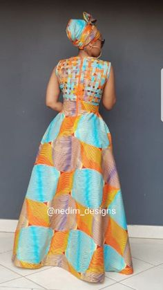Check out this Classy modern african fashion African Fashion Designers, African Fashion Ankara, Latest African Fashion Dresses, African Print Fashion, Africa Fashion, African Maxi Dresses, African Attire, African Wear, African Clothes