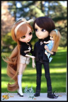 Ilión - Skye - Takhisis | Flickr - Photo Sharing! Cute Girl Hd Wallpaper, Cute Love Wallpapers, Cute Cartoon Wallpapers, Cute Cartoon Pictures, Cute Cartoon Girl, Pretty Dolls, Beautiful Dolls, Blythe Dolls, Barbie Dolls