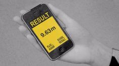 Una aplicación que invita a lanzar los 'smartphones' por los aires