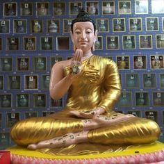 Thai Buddhist Temple - Buda