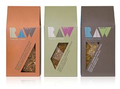 Pearlfisher Packaging Design - RAW