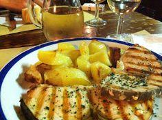 Ricette senza Nichel: SPADA AL CURRY nichel free