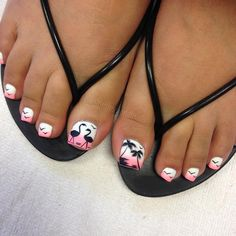 Here are the best Summer Toe Nail Design ideas for you. Keep your style game strong with Toe Nail designs for Summer. Best Summer Nail Art ideas are here. Neon Toe Nails, Beach Toe Nails, Pretty Toe Nails, Toe Nail Color, Cute Toe Nails, Summer Toe Nails, Pretty Toes, Toe Nail Art, Nail Nail