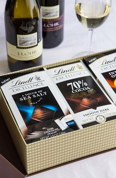 Lindt Chocolate Wine Party of Traveling Vineyard, Lindt Chocolate, Wine Parties, Wine Recipes, Cocoa, Pairs, Baking, Food Pairing, Wine Food