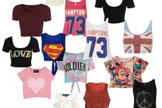 cute crop tops for teenagers - Google Search