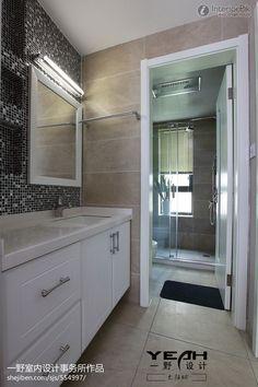 Small Bathroom Designs Latest design a 5 x 8 bathroom with marble | bath house | pinterest