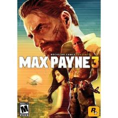 #3: Max Payne 3 [Online Game Code]