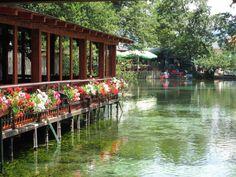 Sveti NAum, Ohrid LAke