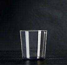 Vienne Handblown Juice Glass,Set of 4 Fog
