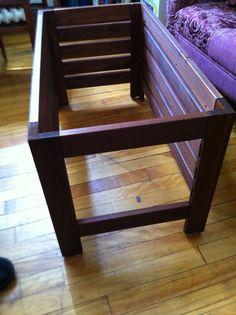 Best DIY cat litter box hide-away using Ikea applaro storage bench ...