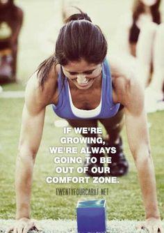 Comfort Zone...<3