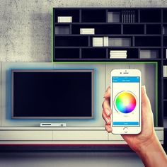 Satechi Bluetooth RGB LED IQ Strip #Bluetooth, #LED, #Strip