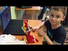 Екзоскелет Лего WeDo