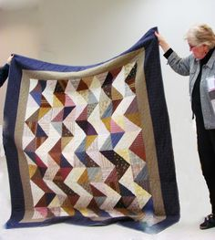 North Louisiana Quilters: Half-Square Triangles....tried and true