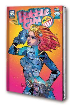 Aspen Comics Releases BubbleGun Volume 2 TPB