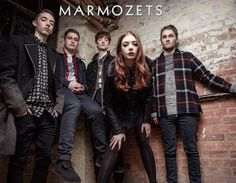 Marmozets are at Reading & Leeds next month. Win tickets to see them and the rest of the acts over on Facebook.