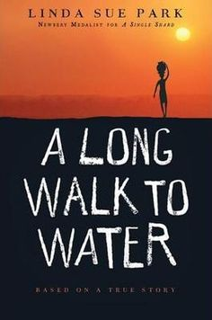 A Long Walk to Water: Based on a True Story by Linda Sue . The New York Times bestseller A Long Walk to Water begins as two stories, told in alternating sections, about two eleven-year-olds in Sudan, a girl in 2008 and a boy in Lost Boys Of Sudan, Predicting Activities, Reading Activities, Long Walk To Water, The Lunar Chronicles, Books To Read, My Books, Story Books, Thing 1