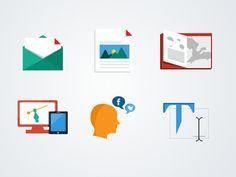 Icons Google Style Update by Gökhan Kurt