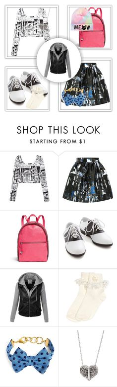 """Untitled #10833"" by nathsouzaz ❤ liked on Polyvore featuring Forever 21, McQ by Alexander McQueen, STELLA McCARTNEY, Pinup Couture, Monsoon, Brooks Brothers, women's clothing, women, female and woman"