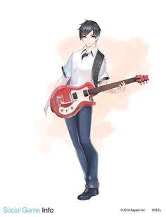 Rayark、新感覚音楽ゲーム『VOEZ』のメインキャラクター、シークレットキャラクターの設定を公開 | Social Game Info