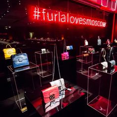 About last night in Moscow 🇷🇺 #furlalovesmoscow #fashion #fashionevent #furlafeeling #furlamadeforyou