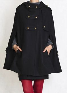 Cape Coat for dressy occasions