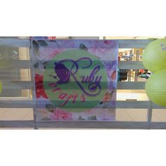 Ruby Crafts and Gifts Shop also offers creative tarpaulin layout. Tarpaulin, Layout, Letters, Creative, Frame, Shop, Gifts, Home Decor, Picture Frame