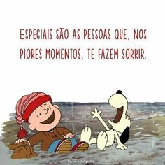Snoopy Love, Snoopy The Dog, Charlie Brown And Snoopy, Snoopy And Woodstock, Motivational Quotes For Working Out, Inspirational Quotes, Deep Talks, Portuguese Quotes, Cute Friends