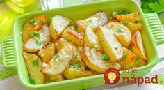 Potatoes in Greek (Healthy food) Greek Potatoes, Good Food, Yummy Food, Cooking Recipes, Healthy Recipes, Healthy Food, How To Dry Oregano, Baked Potato, Potato Salad