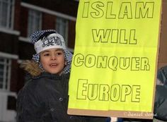 Germany has the second largest Muslim population in Europe, taking in over one million more Muslim migrants in 2015 alone. Combine that with self-hatred over it's past policies and a leader like Angela Merkel who has opened up Germany's borders to any Muslim freeloader, rapist, or jihadist who wants to move there, and you have a Germany that within 10 years will cease to be German.....