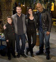 9) favorite tv show  --NCIS Los Angles