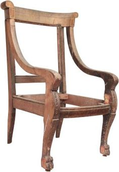 How To Replace A Missing Antique Chair Seat Antique