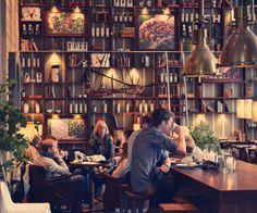coffe shop in Malmö