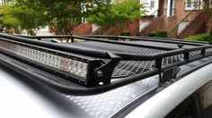 Ceiling net in 3rd gen 4Runner, mounted with 200# anchor points ...