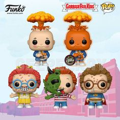 Ghostbusters 2019, Toy NEUF Funko Pen Toppers: